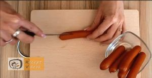 Virsli polipok recept, virsli polipok elkészítése 1. lépés