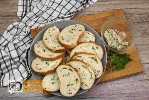 Besameles szendvicstorta recept, besameles szendvicstorta elkészítése 3. lépés