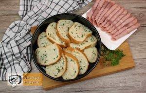 Besameles szendvicstorta recept, besameles szendvicstorta elkészítése 4. lépés