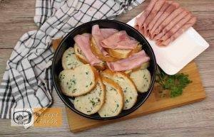 Besameles szendvicstorta recept, besameles szendvicstorta elkészítése 5. lépés
