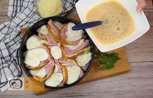 Besameles szendvicstorta recept, besameles szendvicstorta elkészítése 7. lépés