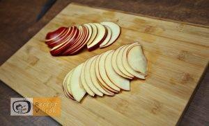 Alma rózsák recept, alma rózsák elkészítése 1. lépés