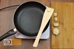 Maci omlett recept, maci omlett elkészítése 3. lépés