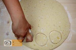 Töltött krumplipalacsinta recept elkészítése 3. lépés