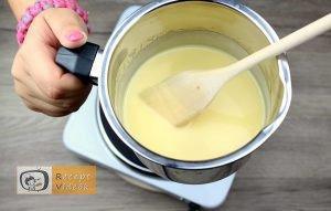 Málnás csokis süti recept, málnás csokis süti készítése 2. lépés