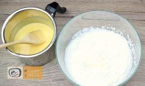 Málnás csokis süti recept, málnás csokis süti készítése 4. lépés