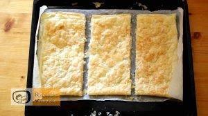 Málnás csokis süti recept, málnás csokis süti készítése 6. lépés