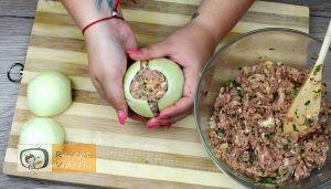 Baconös húsgolyó recept, baconös húsgolyó elkészítése 3. lépés