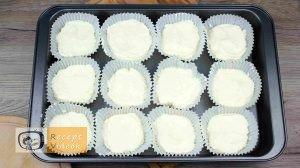 Citromos mini sajttorta recept, citromos mini sajttorta elkészítése 6. lépés