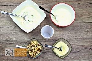 Gyümölcsös joghurtfagyi recept, gyümölcsös joghurtfagyi elkészítése 1. lépés