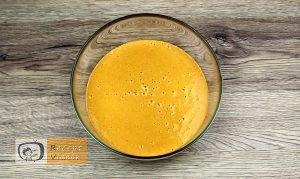 Sárgabarack krémleves recept, sárgabarack krémleves elkészítése 4. lépés