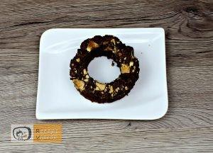 Csokis láva süti recept, csokis láva süti elkészítése 6. lépés