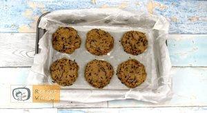 Csokis zabkeksz szendvics recept, csokis zabkeksz szendvics elkészítése 5. lépés