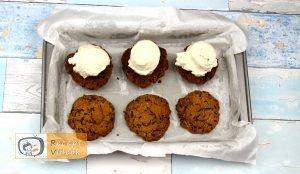 Csokis zabkeksz szendvics recept, csokis zabkeksz szendvics elkészítése 7.lépés