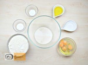 Rusztikus mediterrán kenyér recept, rusztikus mediterrán kenyér elkészítése 1. lépés