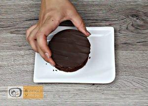 Csokis láva süti recept, csokis láva süti elkészítése 7. lépés