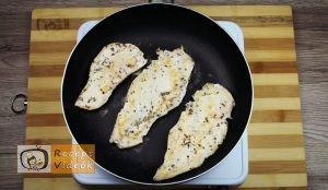 Paradicsomos rakott csirke recept, paradicsomos rakott csirke elkészítése 2. lépés
