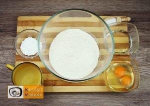 Egyszerű mézes szezámmagos csirke recept lépés 1