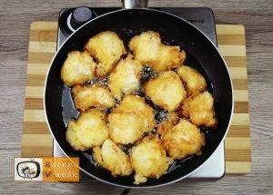 Egyszerű mézes szezámmagos csirke recept lépés 3