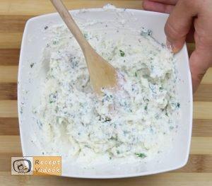 Ricottás lasagne recept, ricottás lasagne elkészítése 3. lépés