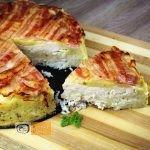Csirketorta recept, csirketorta elkészítése - Recept Videók