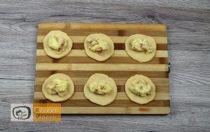 Töltött ravioli recept, töltött ravioli elkészítése 6. lépés