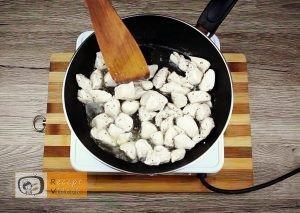 Mézes mustáros csirke recept, mézes mustáros csirke elkészítése 2. lépés