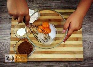 Fanta szelet (mirinda szelet) recept elkészítése videóval 1. lépés