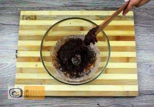 Fanta szelet (mirinda szelet) recept elkészítése videóval 2. lépés