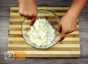 Fanta szelet (mirinda szelet) recept elkészítése videóval 4. lépés