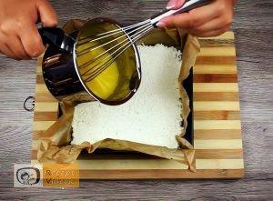 Fanta szelet (mirinda szelet) recept elkészítése videóval 7. lépés