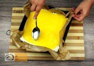 Fanta szelet (mirinda szelet) recept elkészítése videóval 8. lépés