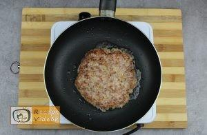 Házi hamburger recept, házi hamburger elkészítése 2. lépés