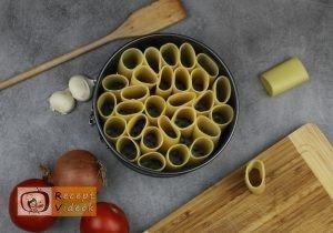 Tésztatorta recept, tésztatorta elkészítése 4. lépés