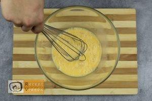 Sonkás-sajtos rizsgombóc recept, sonkás-sajtos rizsgombóc elkészítése 1. lépés