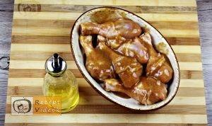 Mézes-mustáros csirke recept, mézes-mustáros csirke elkészítése 2. lépés