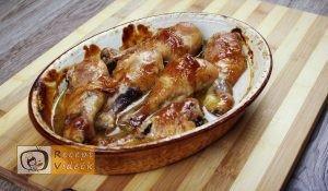 Mézes-mustáros csirke recept, mézes-mustáros csirke elkészítése 3. lépés
