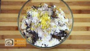 Mákos guba recept, mákos guba elkészítése 1. lépés