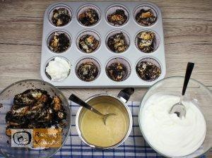 Mákos guba recept, mákos guba elkészítése 4. lépés