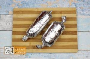 Dupla baconös karaj recept, dupla baconös karaj elkészítése 6. lépés