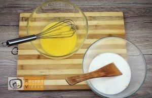 Aranygaluska recept, aranygaluska elkészítése 1. lépés