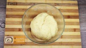 Aranygaluska recept, aranygaluska elkészítése 2. lépés