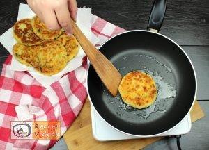 sajttal töltött krumpli tallér recept elkészítése 10. lépés