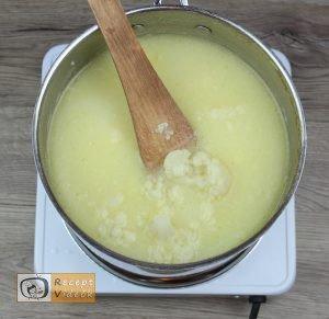 Karfiol rudacskák recept, karfiol rudacskák elkészítése 2. lépés