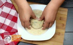 sajttal töltött krumpli tallér recept elkészítése 9. lépés