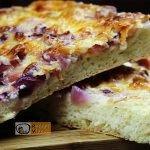 Házi kenyérlángos recept, házi kenyérlángos készítése - Recept Videók