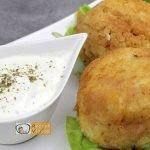 Sonkás-sajtos rizsgombóc recept, sonkás-sajtos rizsgombóc elkészítése - Recept Videók