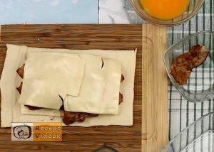 Húsos batyu recept, húsos batyu elkészítése 5. lépés