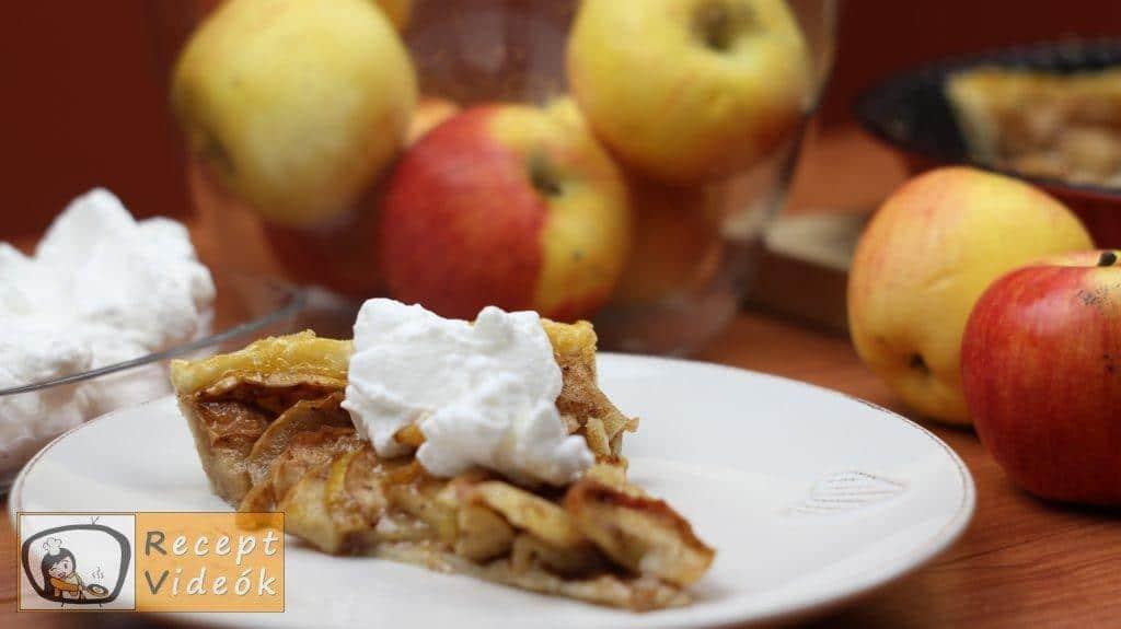 Almás piterózsa recept, almás piterózsa elkészítése - Recept Videók