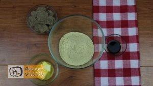 gesztenyekocka (sütés nélkül) recept, gesztenyekocka (sütés nélkül) elkészítése 1. lépés